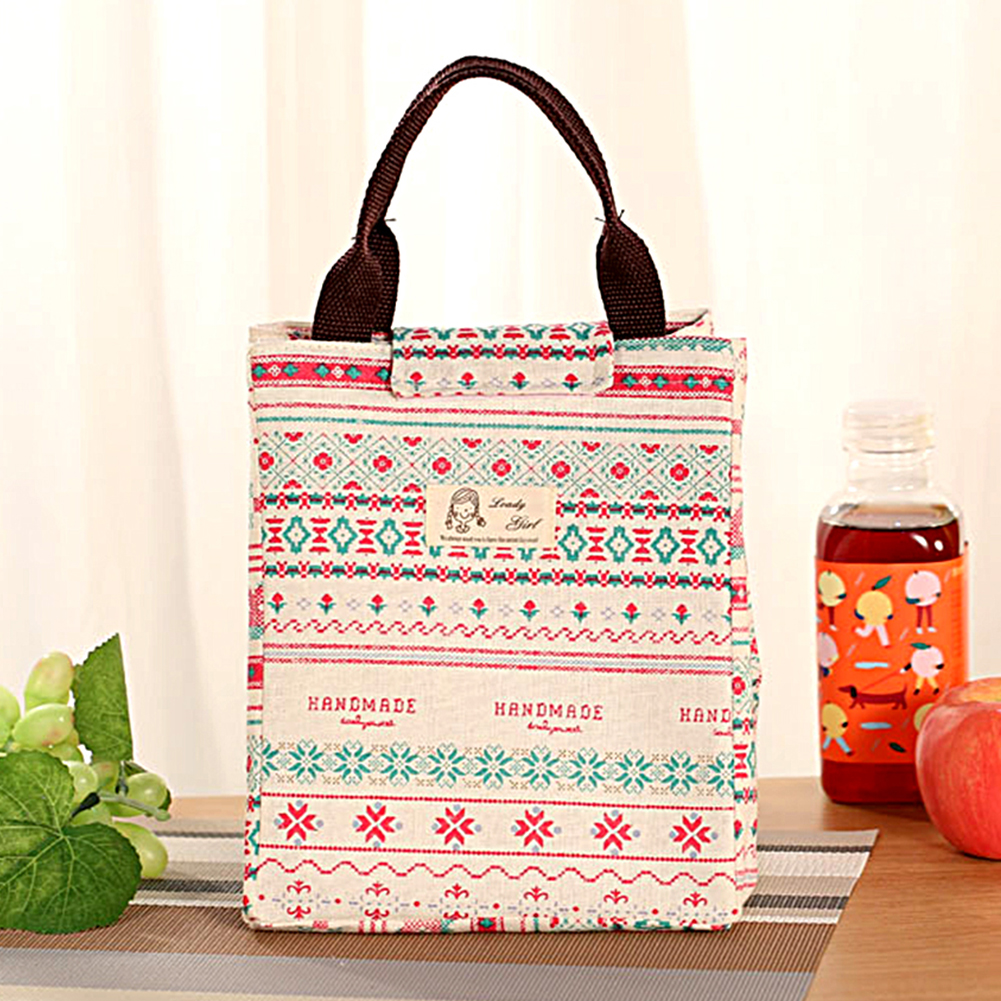 Portable-Insulated-Thermal-Lunch-Box-Picnic-Storage-Bag-Fruit-Pouch-Hot-Sell