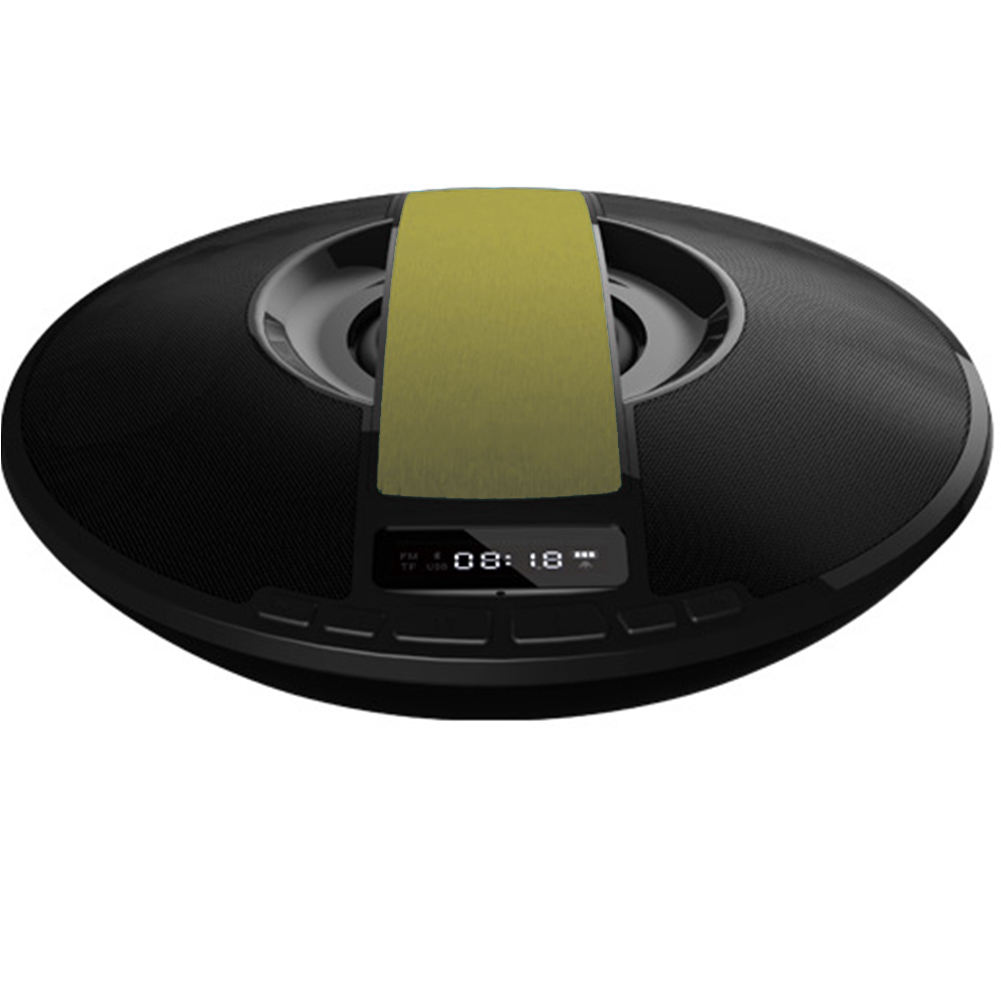 LCD-Bluetooth-Speaker-Wireless-Stereo-TF-AUX-MP3-Music-Player-USB-Portable-NEW
