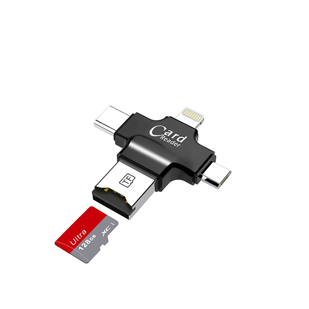 UK-4in1-Micro-USB-SD-Type-C-OTG-TF-Card-Reader-for-Android-iOS-iPhone-7-6S